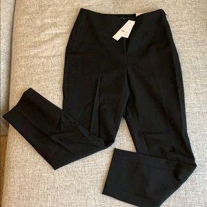 Slim ankle White House black market pants